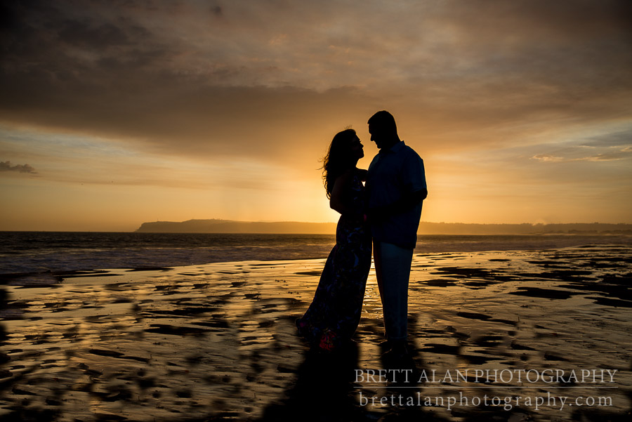 Hotel Del Engagement Photography