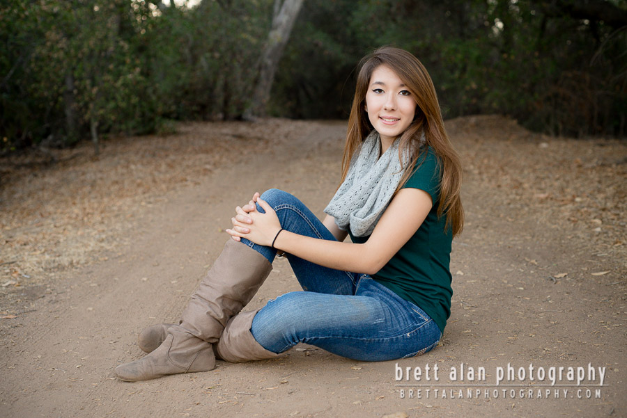 escondido high school senior photographer