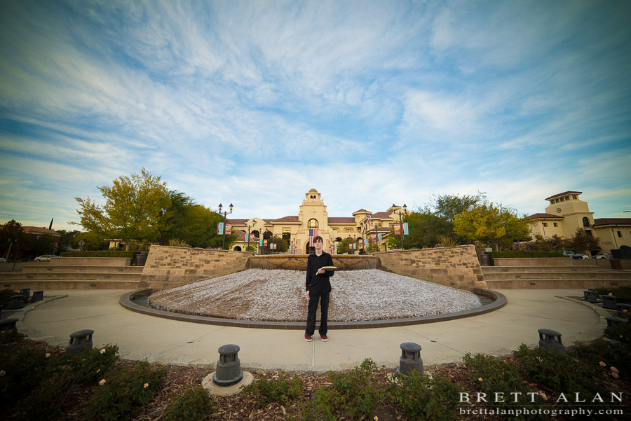 Temecula High School Senior Photographer