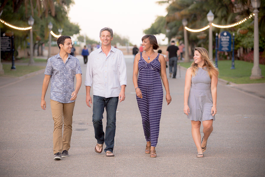 balboa park family photography