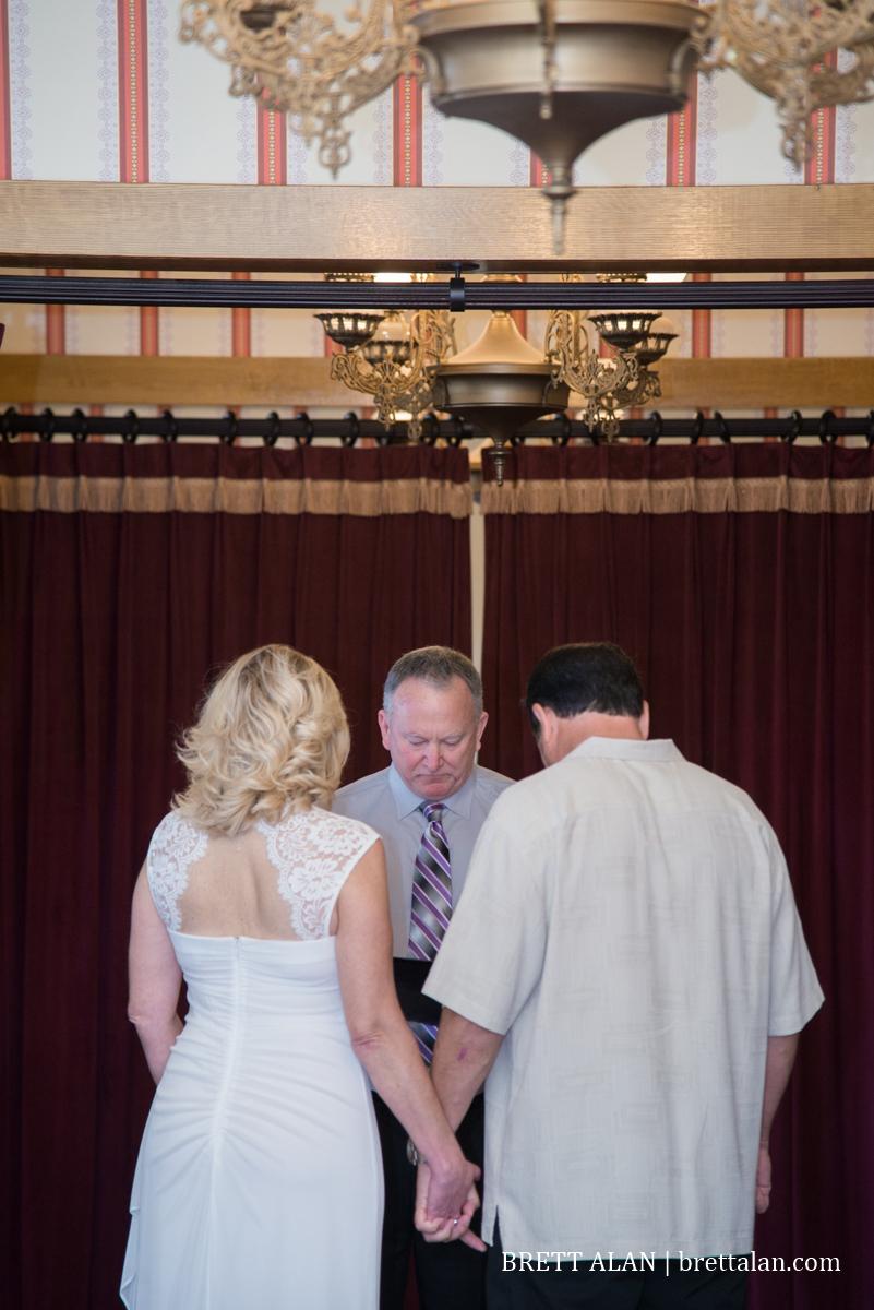 San Diego Old Town Cosmopolitan Hotel Wedding