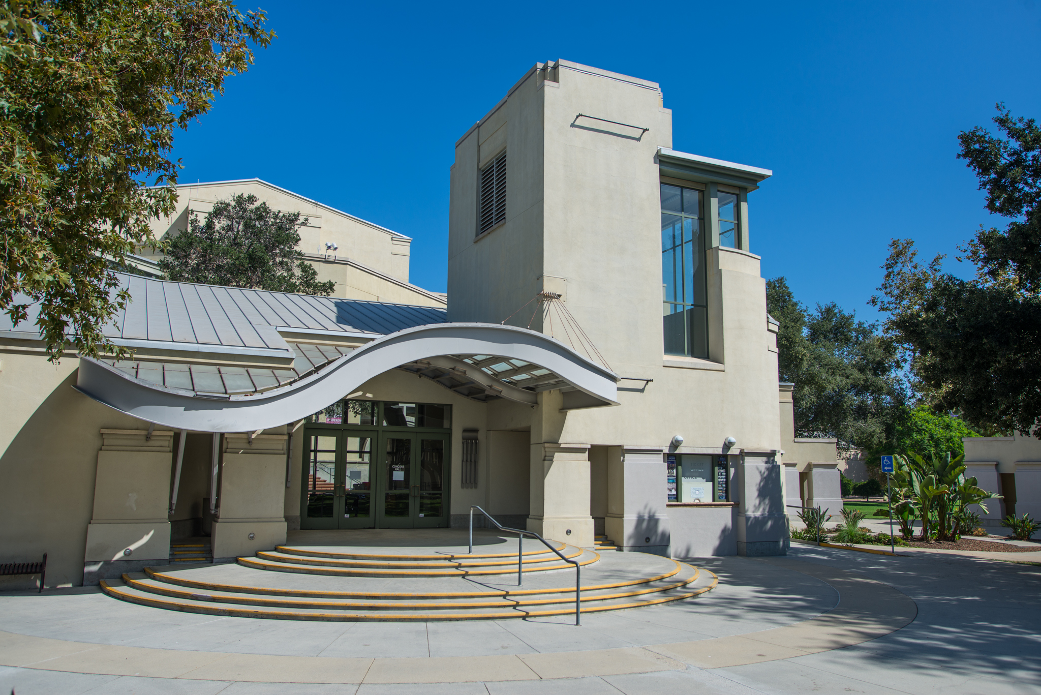 California Center for the Arts, Escondido