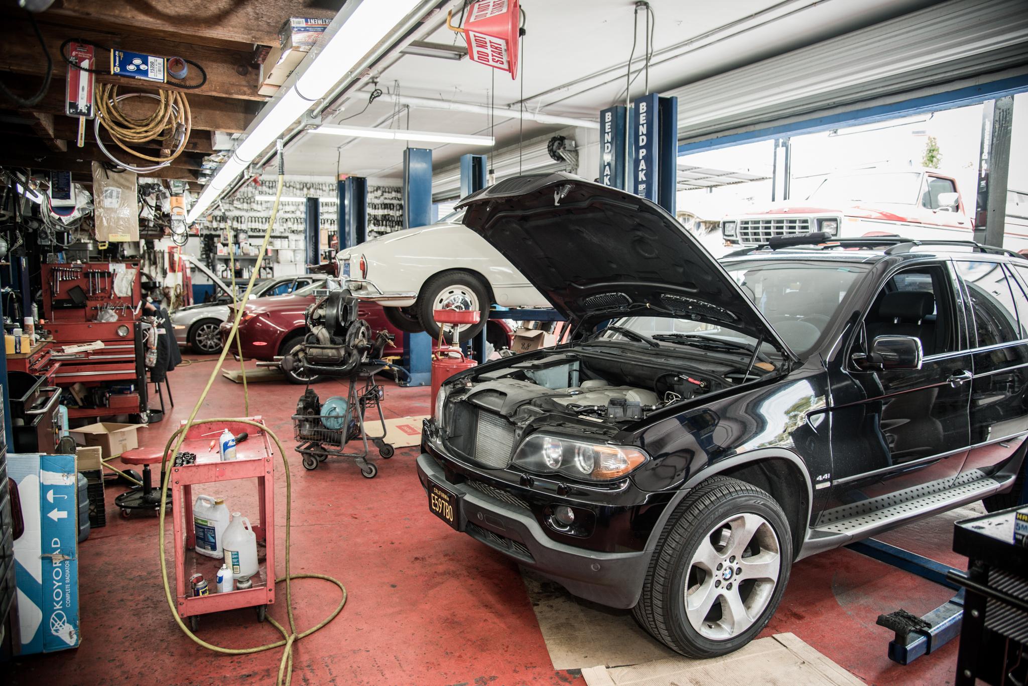 Griffins Auto Repair San Diego