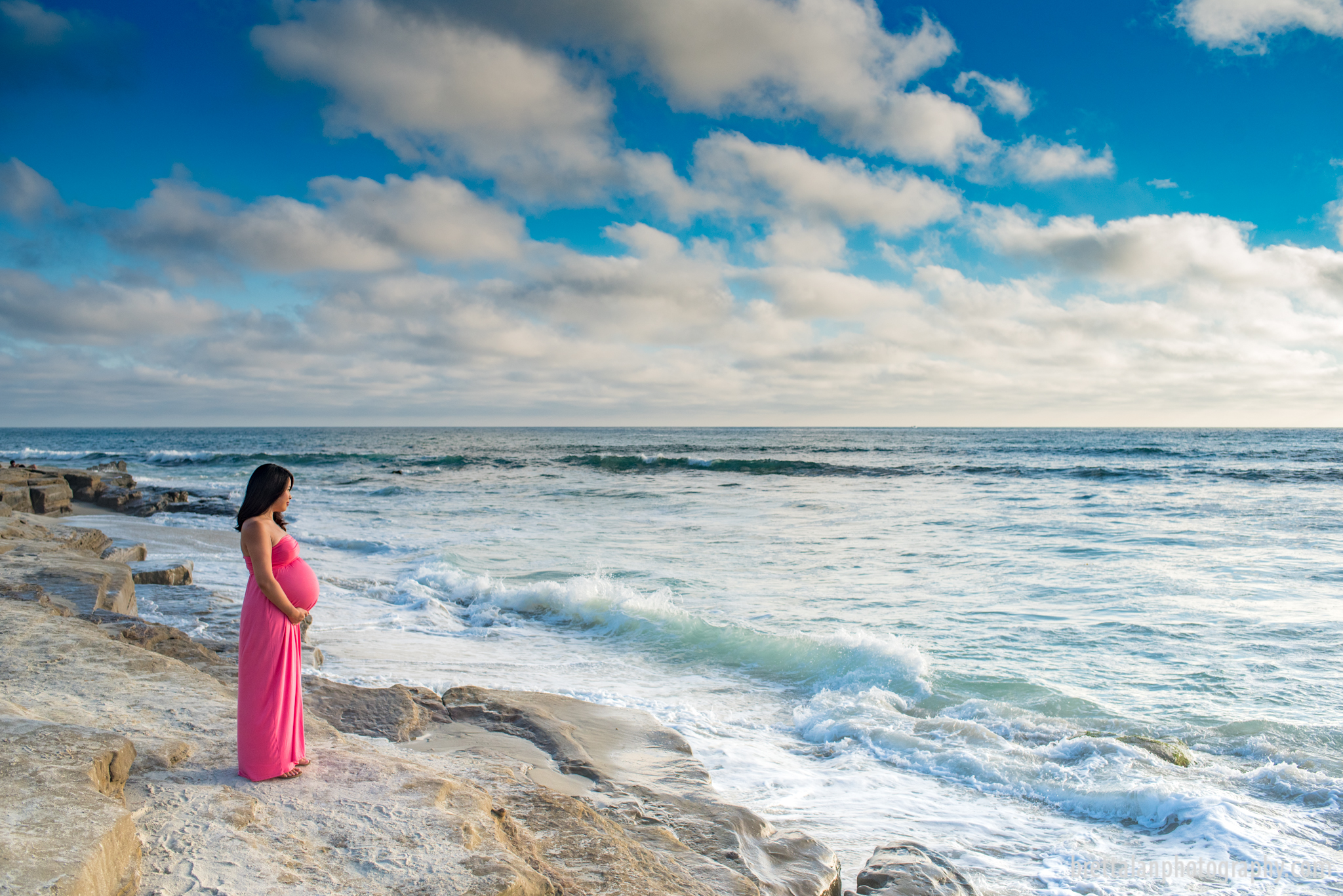 windansea beach maternity