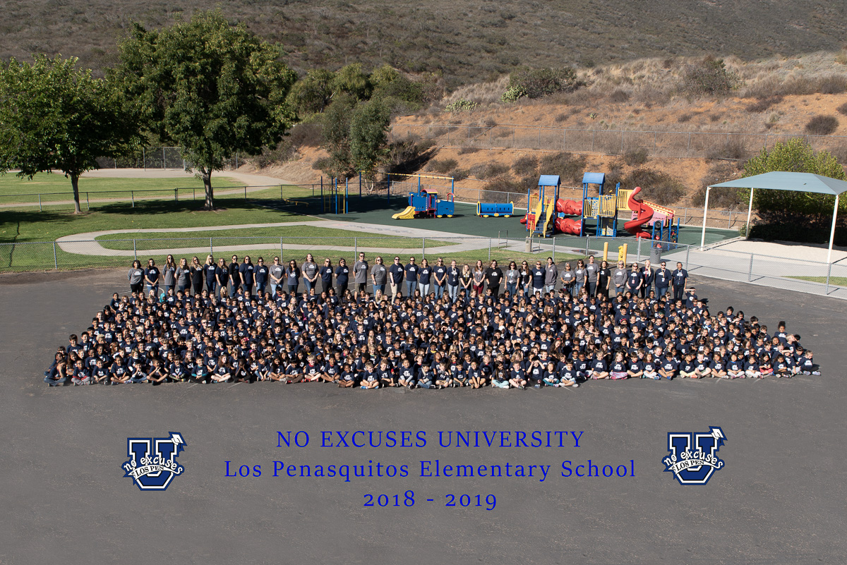 los penasquitos elementary no excuses university