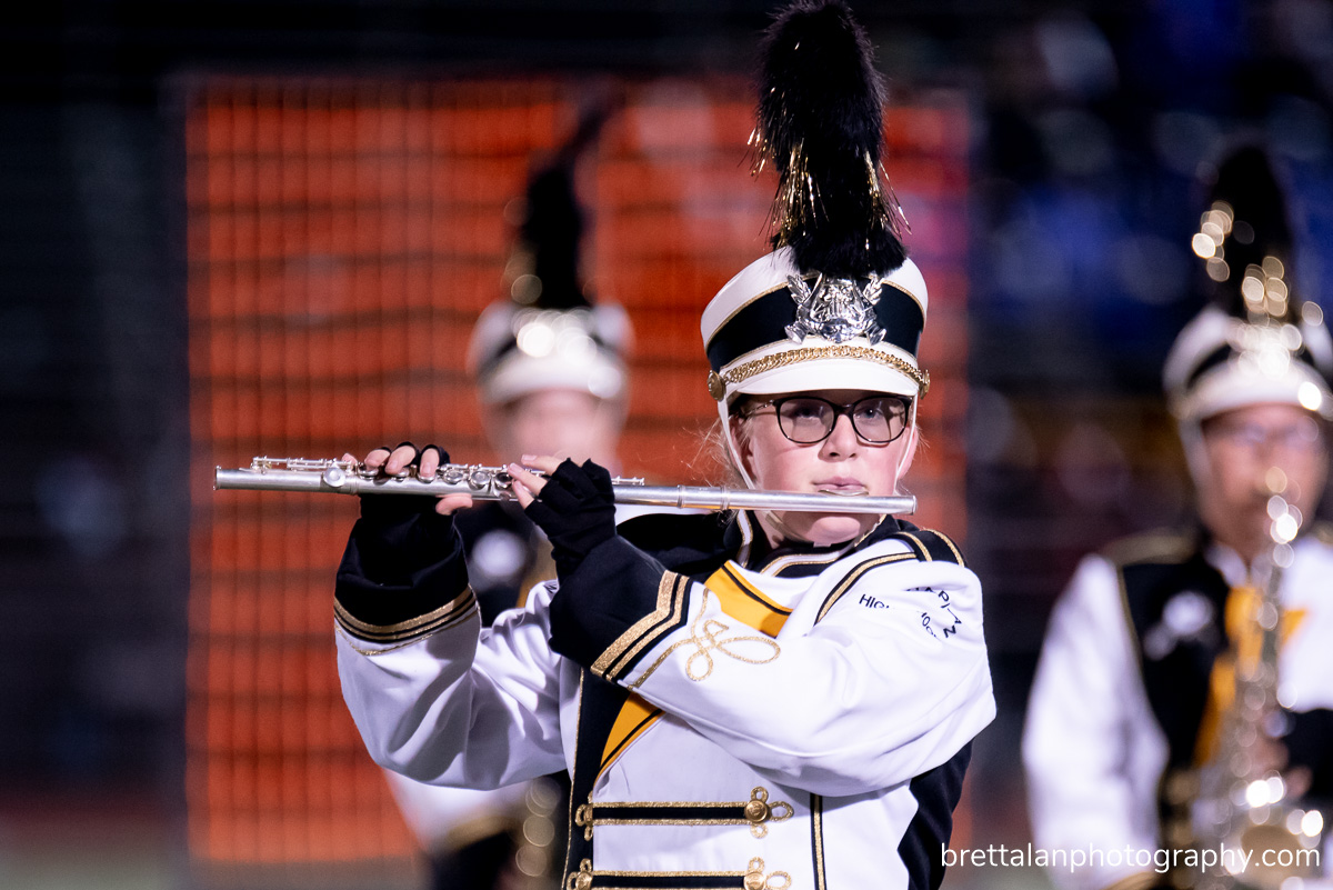 grossmont school marching band color guard showcase