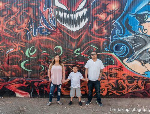 The Legaspi Family