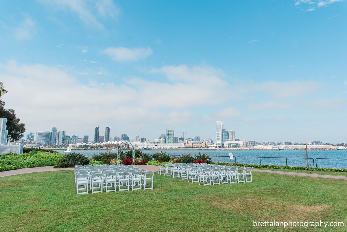 coronado wedding