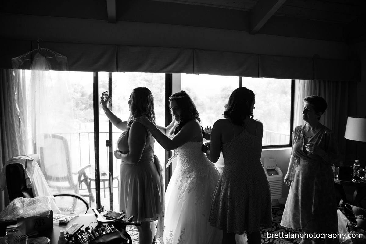 singing hills wedding