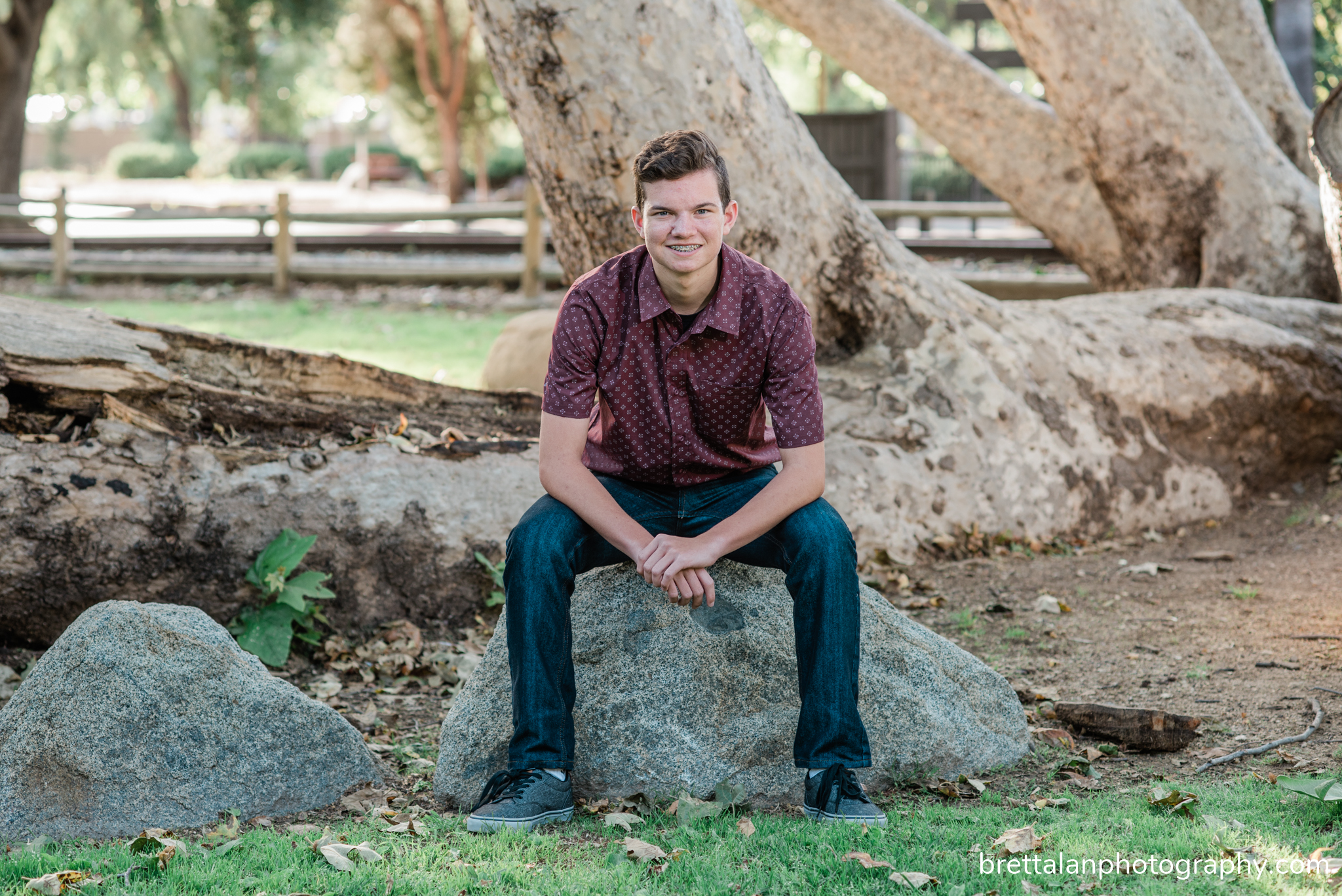 old poway park high school senior