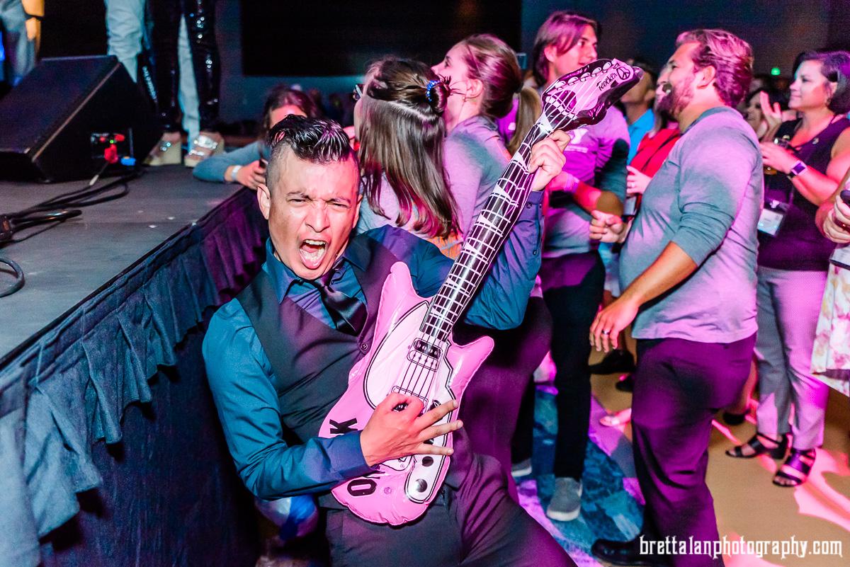sensation showband