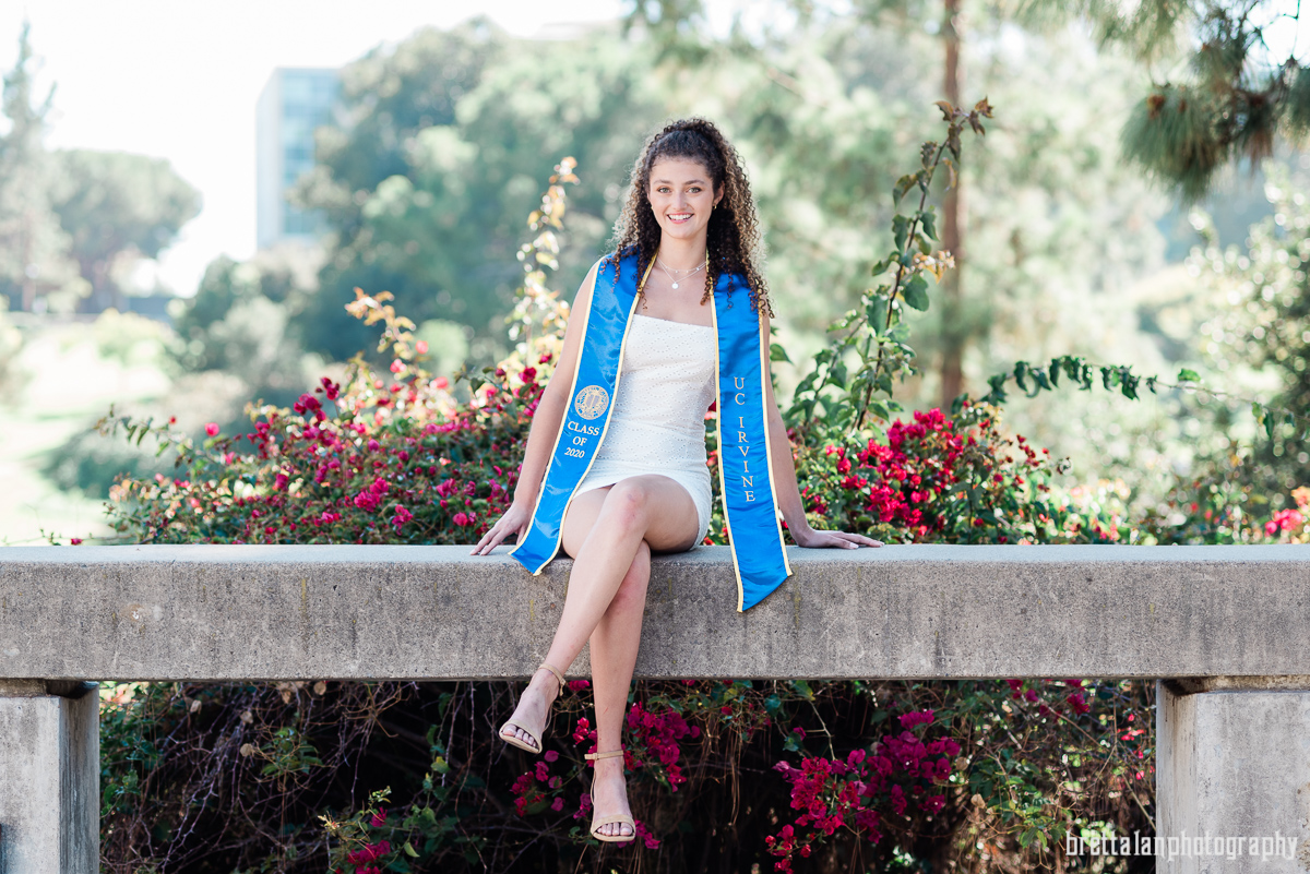 UC Irvine Graduation Photos